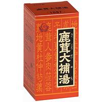 鹿茸大補湯(ろくじょうだいほとう)