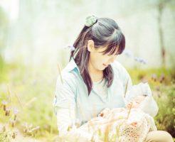 2度目の妊娠で無事女児を出産