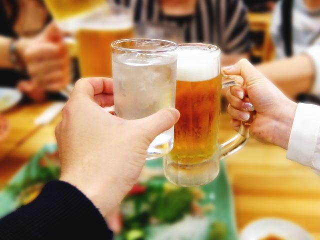 ビール以外のお酒ならいい?